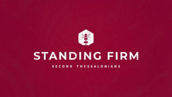 Standing Firm: Week 1 Image