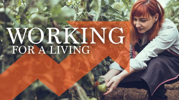 Working For a Living: Week 1 Image