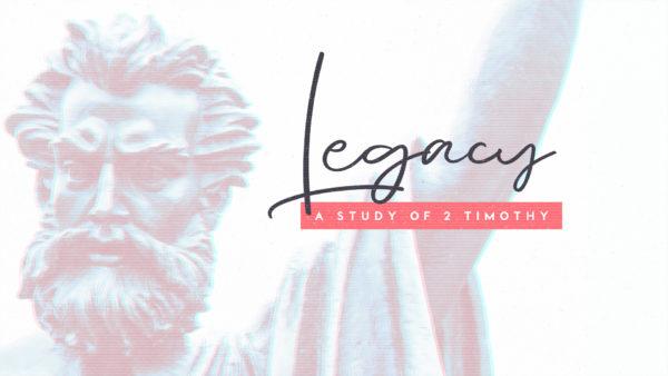 Legacy (Week 2) Image