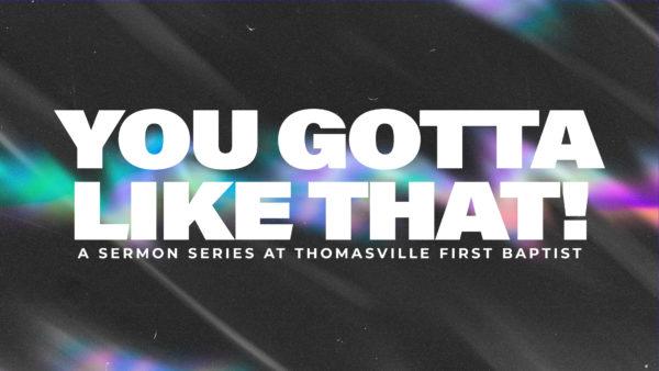 You Gotta Like That! (Week 2) Image